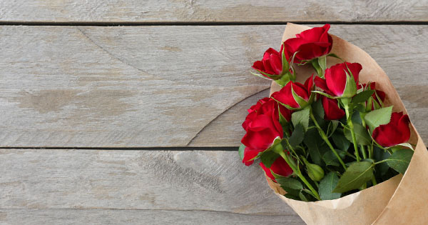 5 'Florists' Paling Top
