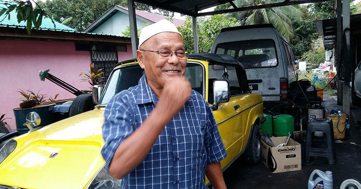 Ismail Karipap pelawak lama yang dilupa