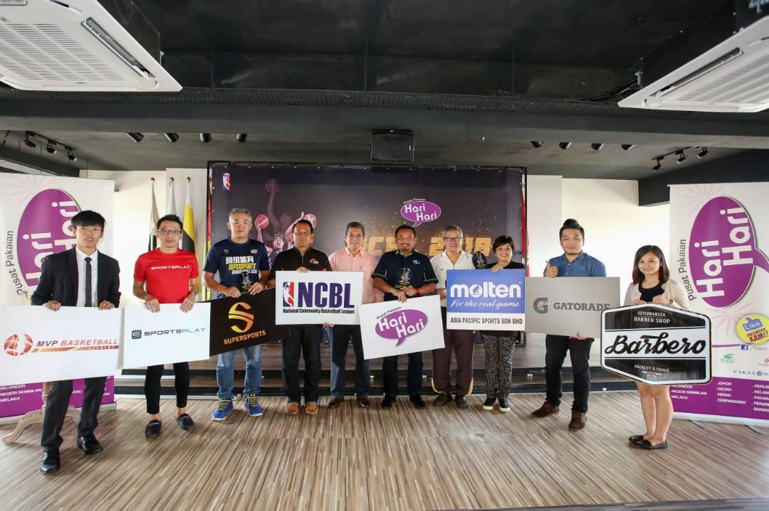 100 pasukan bakal sertai Liga Bola Keranjang Malaysia