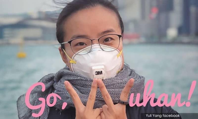Gadis Wuhan rintih belas kasihan