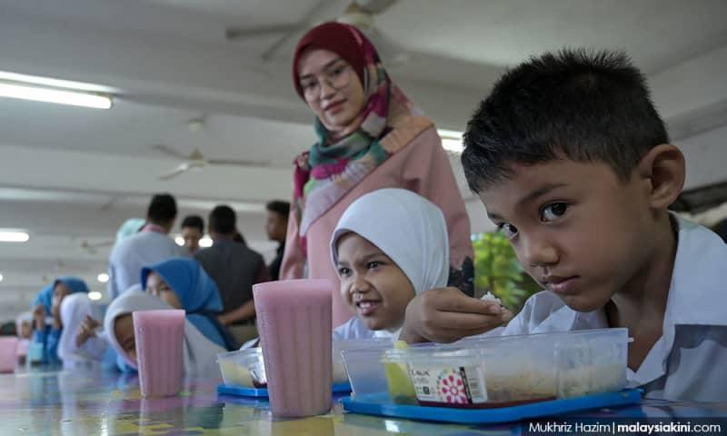 KRI: Sarapan untuk semua lebih baik berbanding untuk murid miskin saja