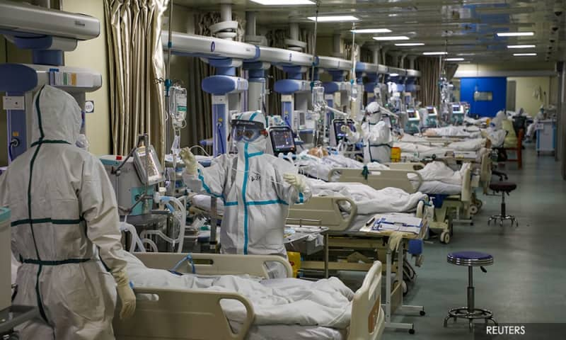 Angka kematian akibat koronavirus kini cecah 1,000