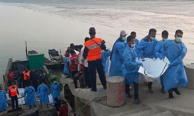 Korban bot Rohingya karam mangsa pemerdagangan manusia
