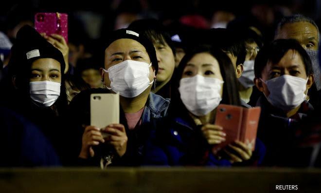 Covid-19: Hubei catat 93 kematian baru