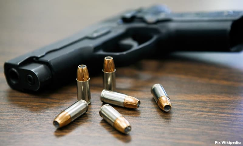 Lelaki tembak mati bekas isteri di pusat beli belah di Bangkok