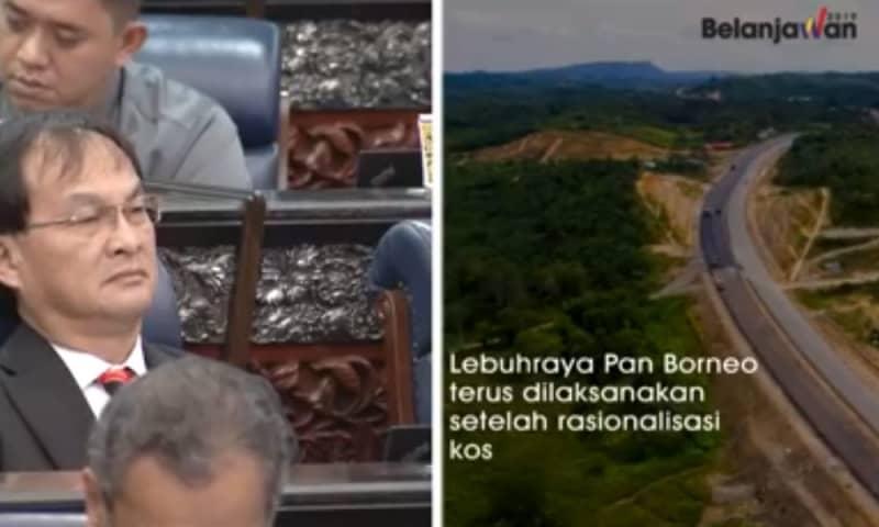 Pan Borneo Sarawak: K'jaanjimat RM2.86 bilion, kos muktamad selepas penilaian