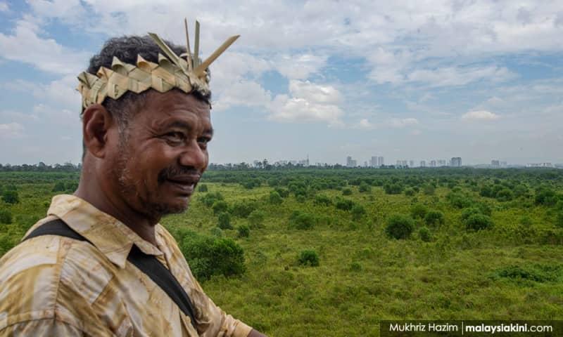 'Apa erti hidup kami tanpa hutan?'