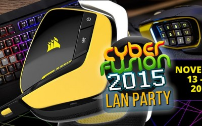 The Gamer's Survival Guide To Cyberfusion 2015