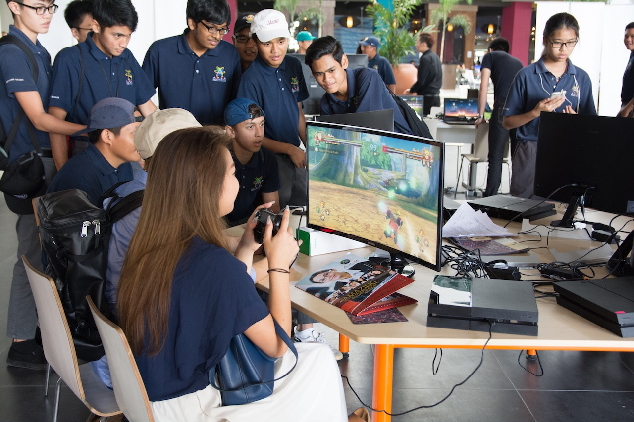 First Competitive Gaming (eSports) Academy in Malaysia