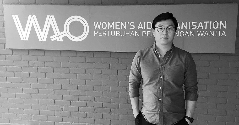 Man on mission to get more brethren into gender causes