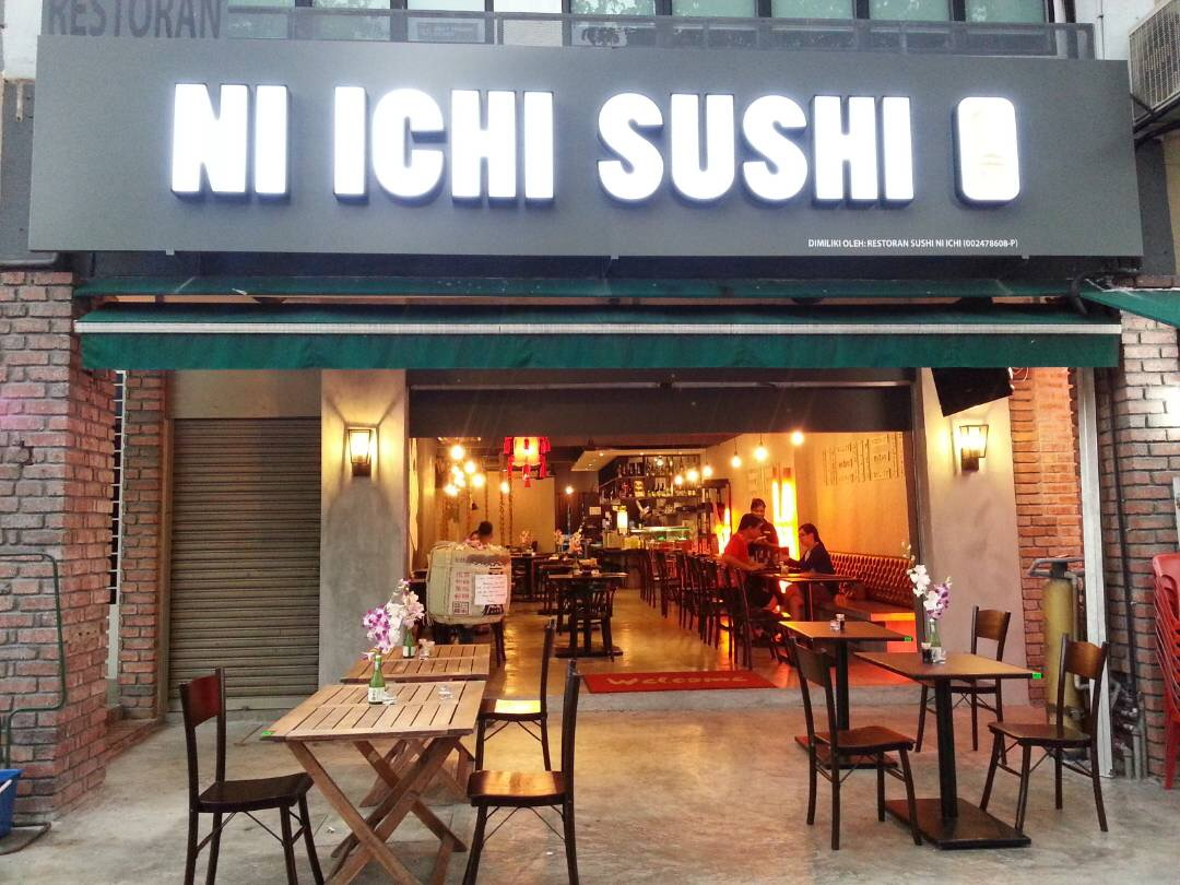 Ni Ichi Sushi still maintains its tastes, and prices despite the inflation