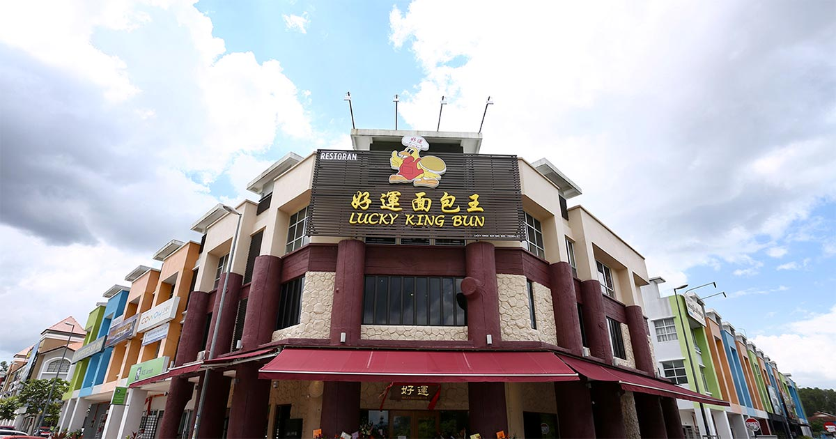 Lucky King Bun is Seremban's Next Big Thing