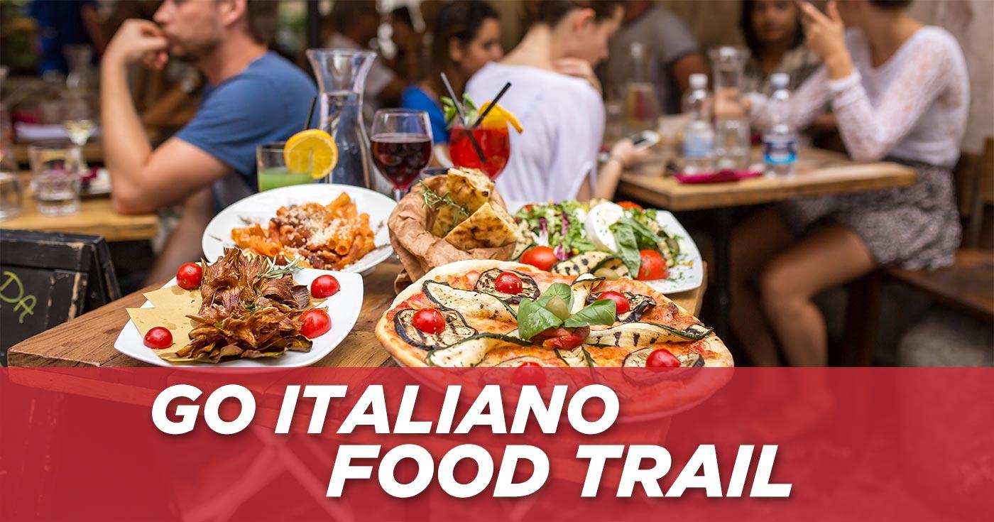 Go Italiano, Signor & Signore!