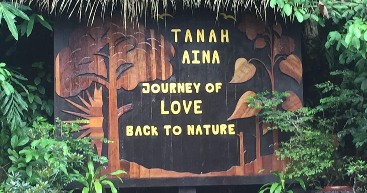 Tanah Aina is about Conquering New Frontiers