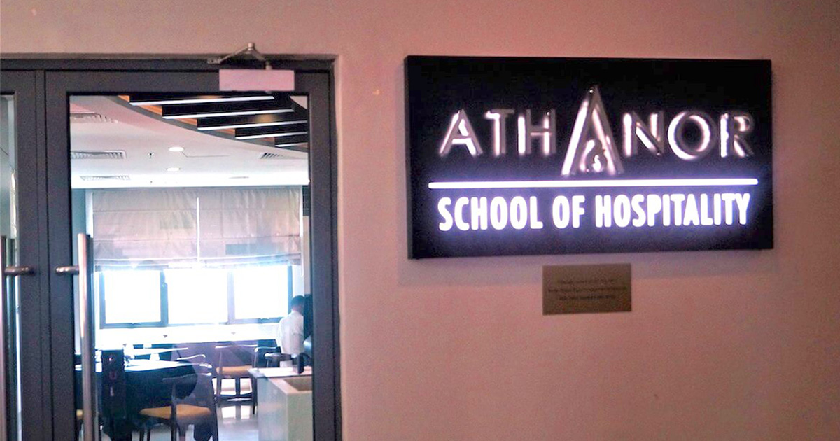 Athanor, where everything turns into gold
