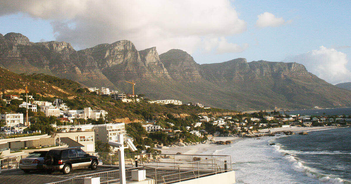 Memories of Cape Town will stay with you forever