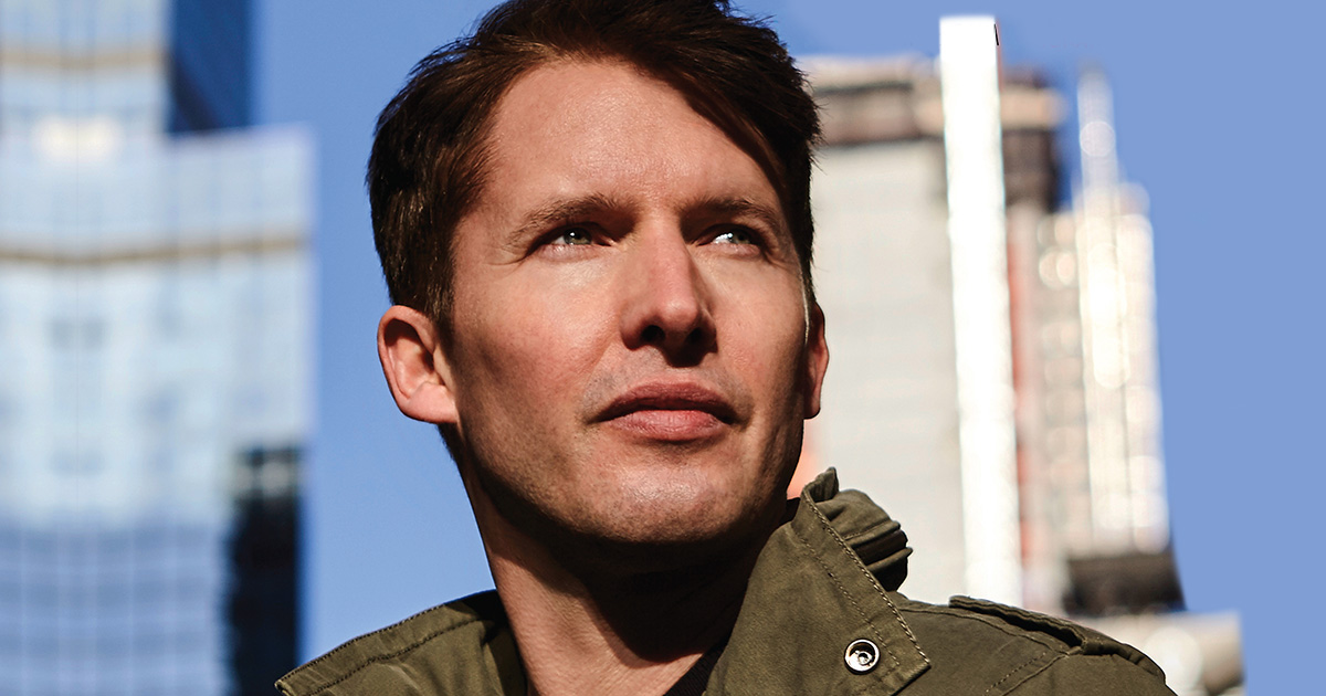 James Blunt to perform for the very first time in Malaysia