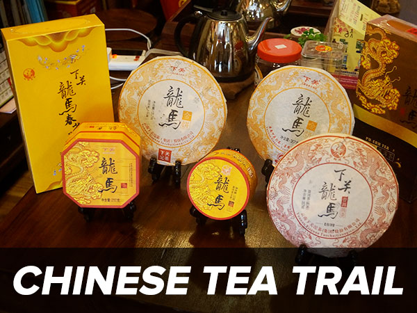 Lau Char is keeping the ancient art of Chinese tea alive