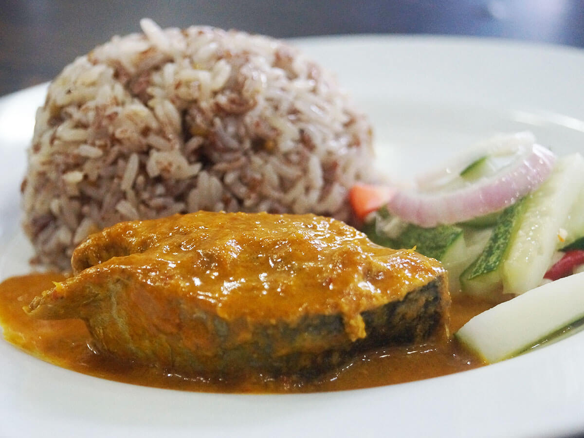 Restoran Binjai brings the budu to BU