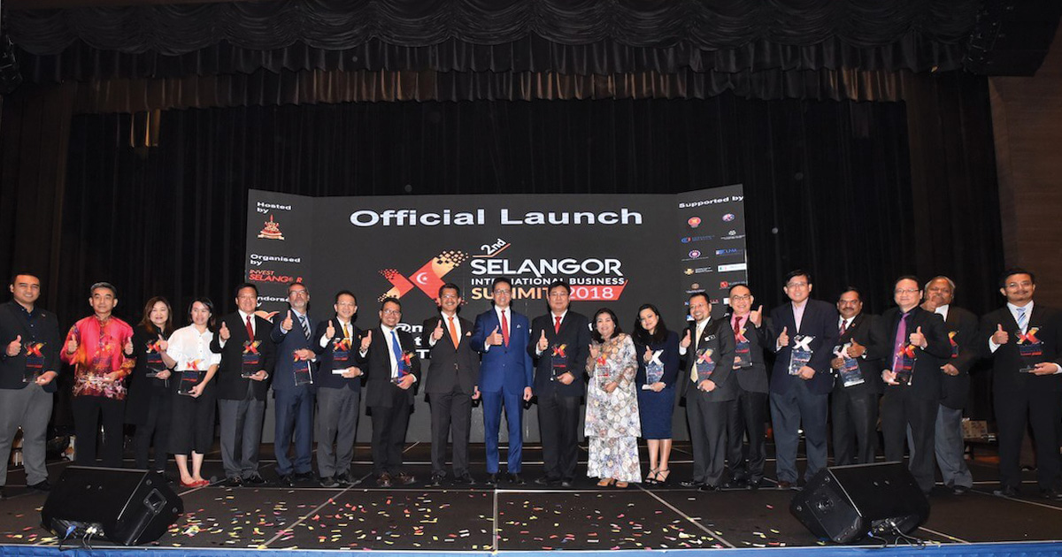 Invest Selangor Berhad Officially Launches 2nd Selangor International Business Summit