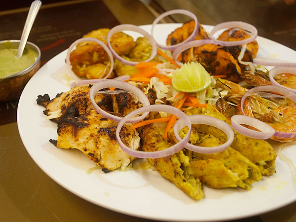 Getting the best of both worlds at Hyderabad Recipes