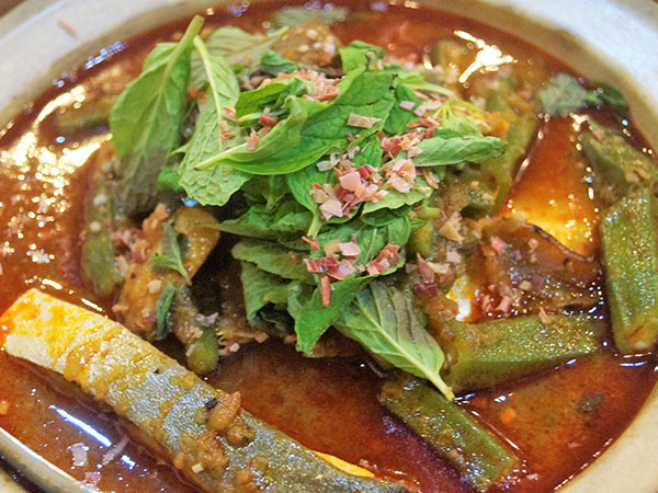 Sri Nyonya – a restaurant in a class of its own
