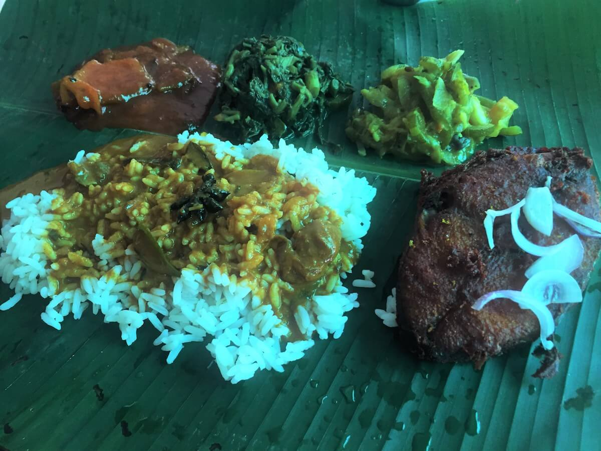 Literal home-cooked South Indian cuisine at UMAC House
