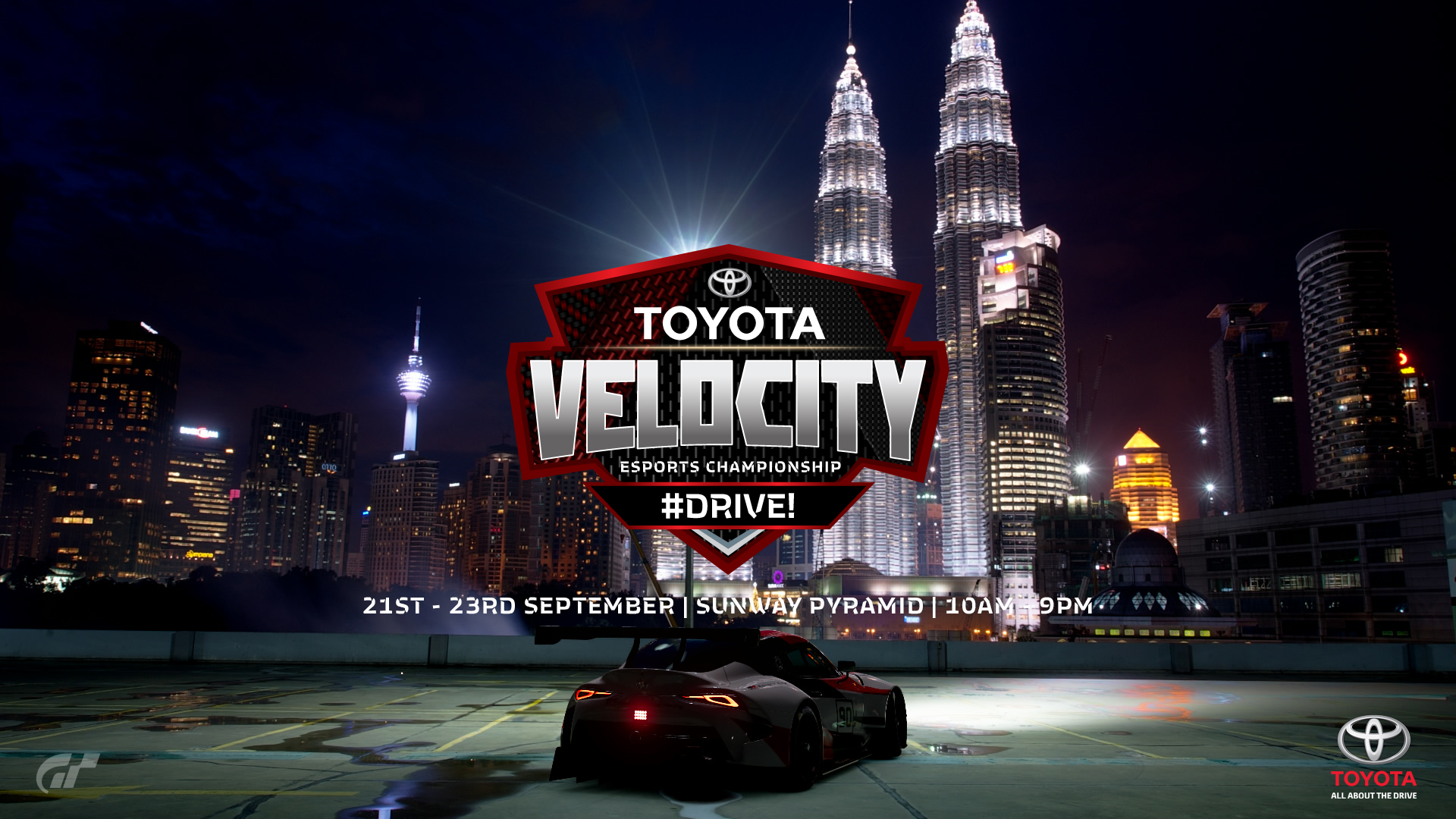 Toyota to take Esports on by storm
