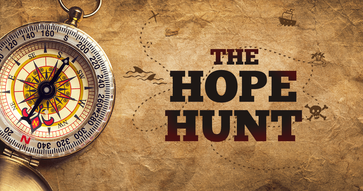The Hope Hunt: Win prizes and save Malaysia