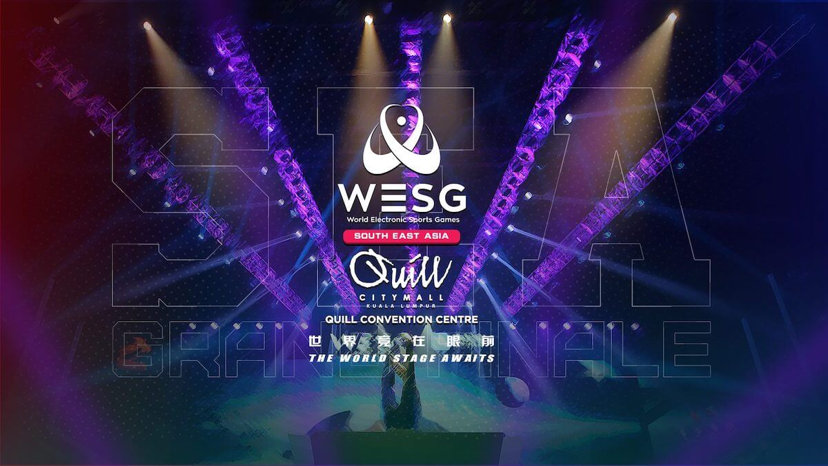WESG S.E.A. join forces with GAX to host gaming festival