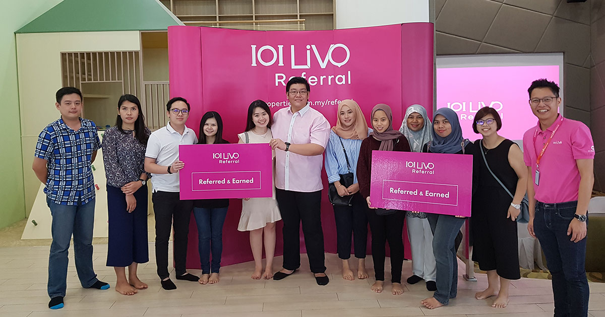 Free $$$ with IOI Livo Referral Programme!