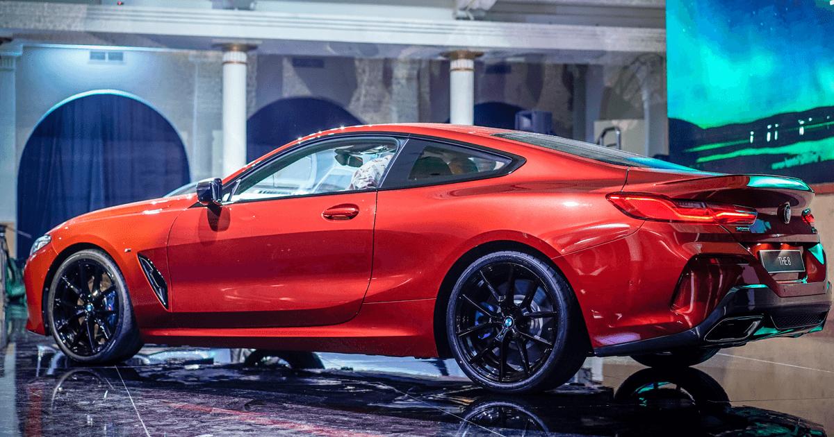 BMW Malaysia unveils sexy new beast
