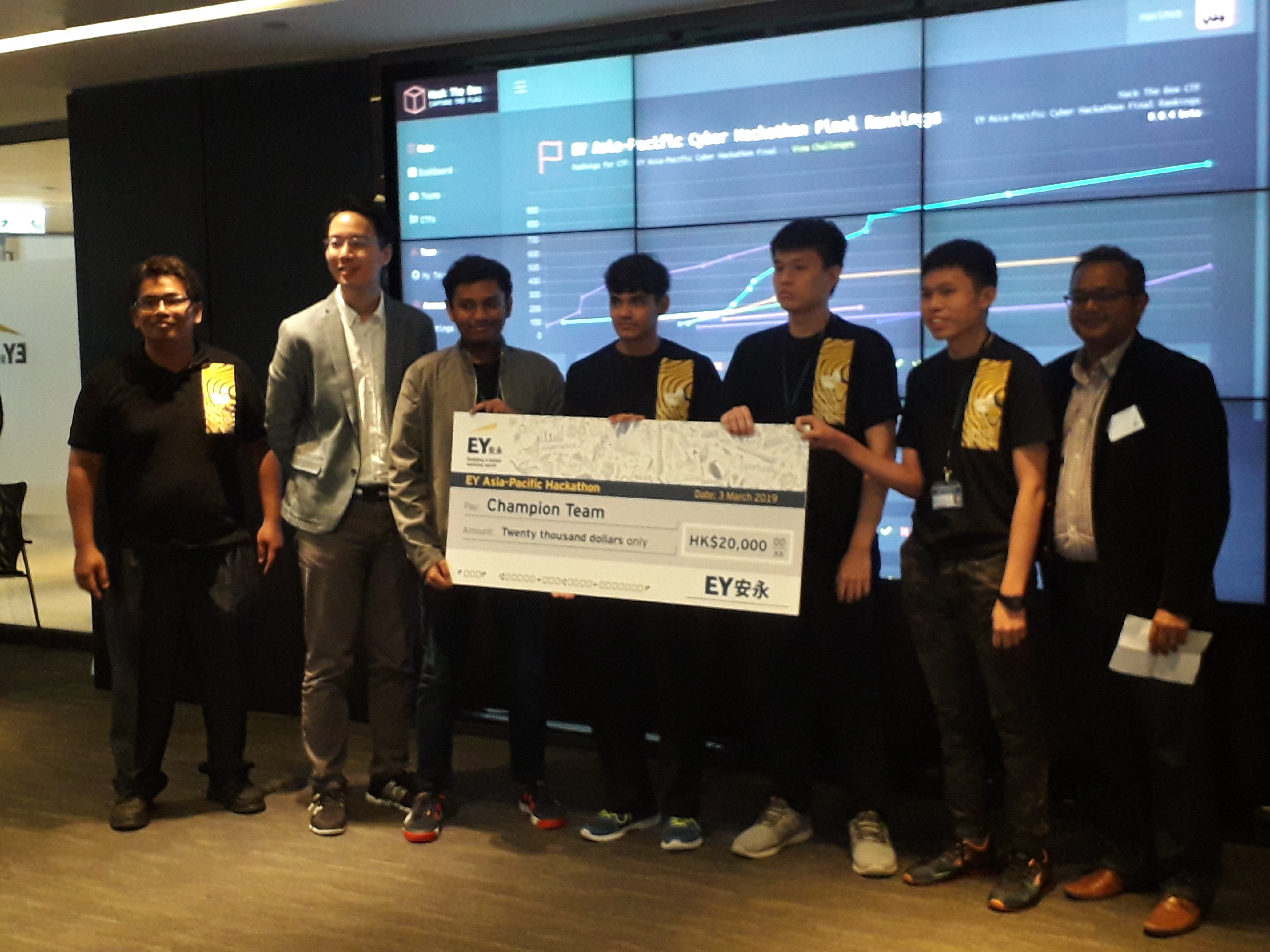 Asia-Pacific Cyber Champs