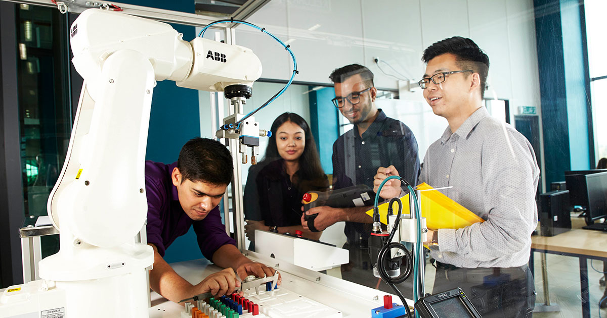Embracing the Wave of Industry 4.0