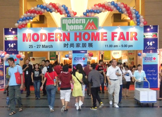 Best expo to shop for home products