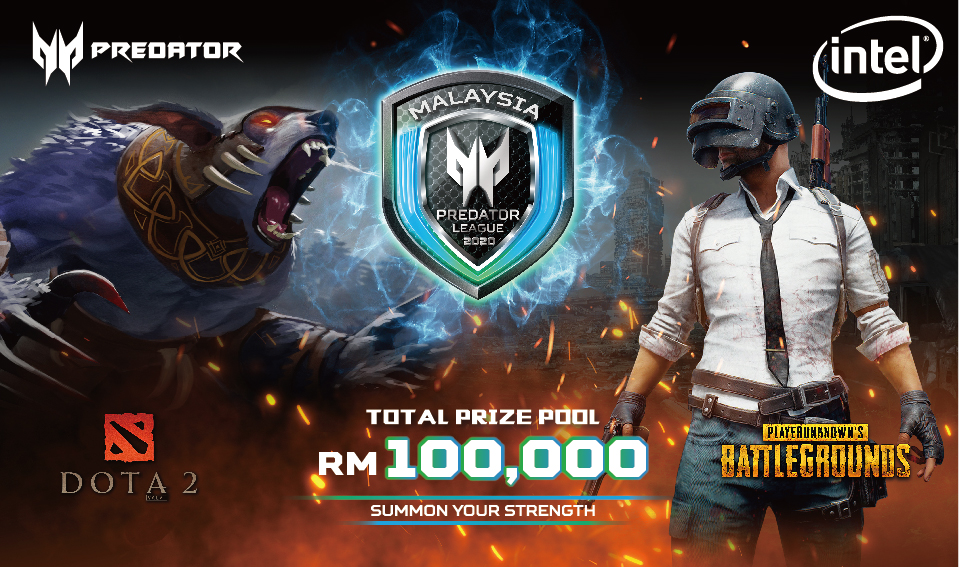 Final call for Predator League 2020! US$400k in prizes await