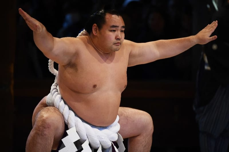 Sumo to put on big show for Tokyo Olympics