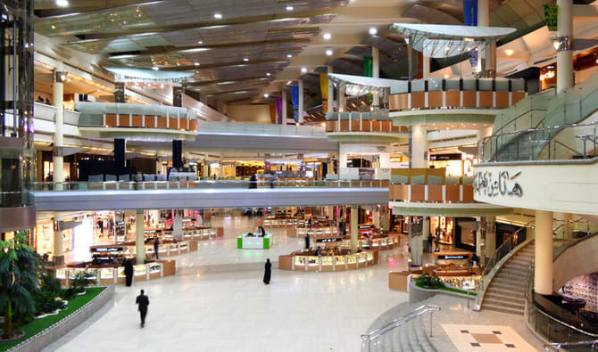 It's not just shopping. Retail is driving reform in Saudi Arabia