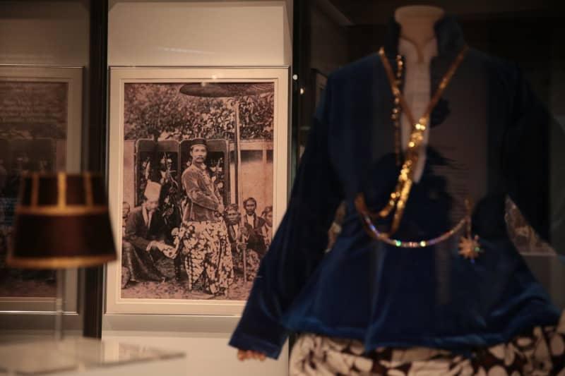 Javanese batik at the Textile Museum