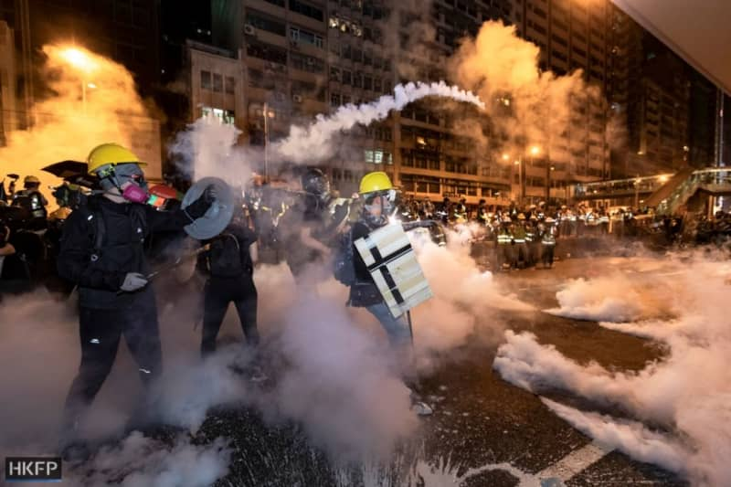 Living with the Hong Kong protests: the bruises will heal, but will the memories?