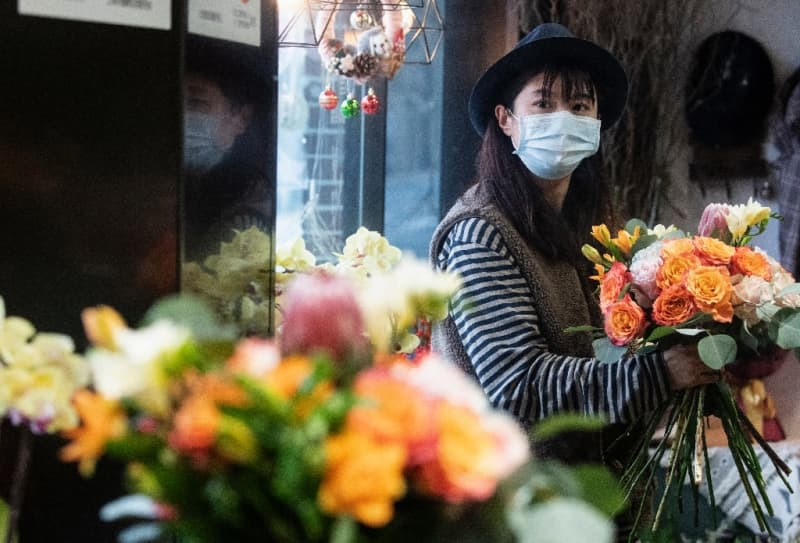 Love in the time of coronavirus: A quiet Valentine's Day in China