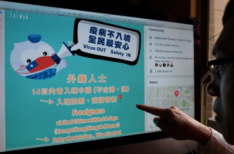Taiwan embraces cute mascots for virus prevention campaign