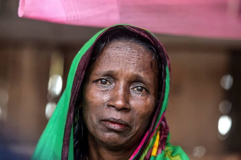 'Tiger widows' shunned as bad luck in rural Bangladesh