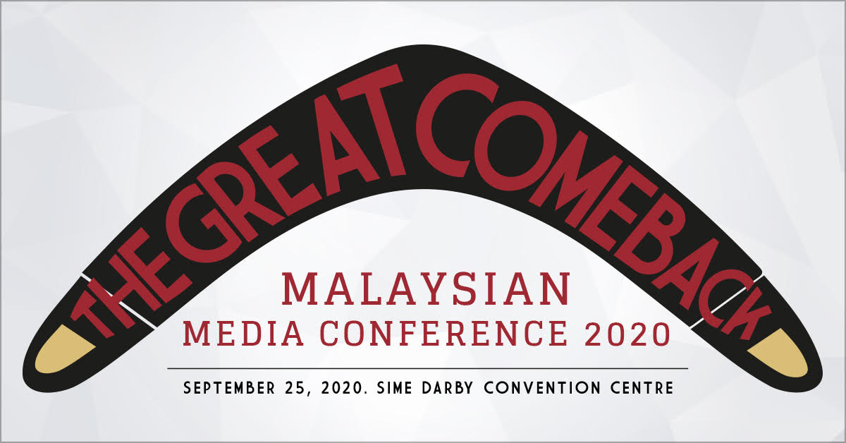 14th Malaysian Media Conference boasts buzz worthy speakers set to lead discourse on the industry's recovery strategy, registration open now.