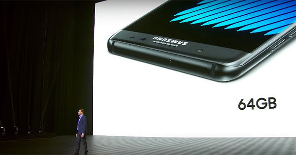 Samsung Galaxy Unpacked 2016 现场直播 (官方重播)