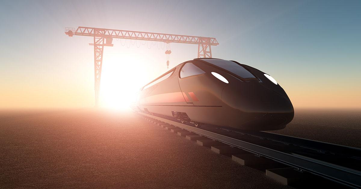 兴建马来西亚-新加坡高速铁路