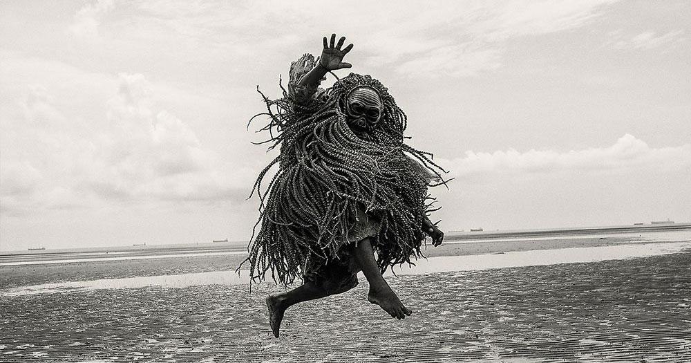 玛美里族的祭海节庆典