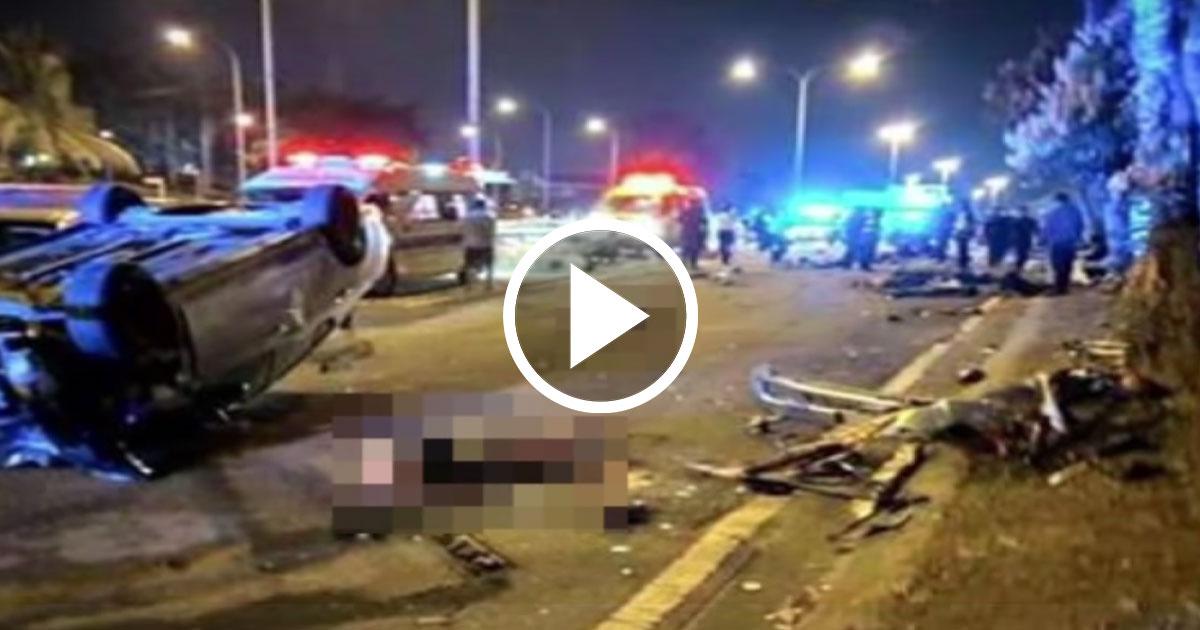 《飞人军》夜半飙脚车(视频)
