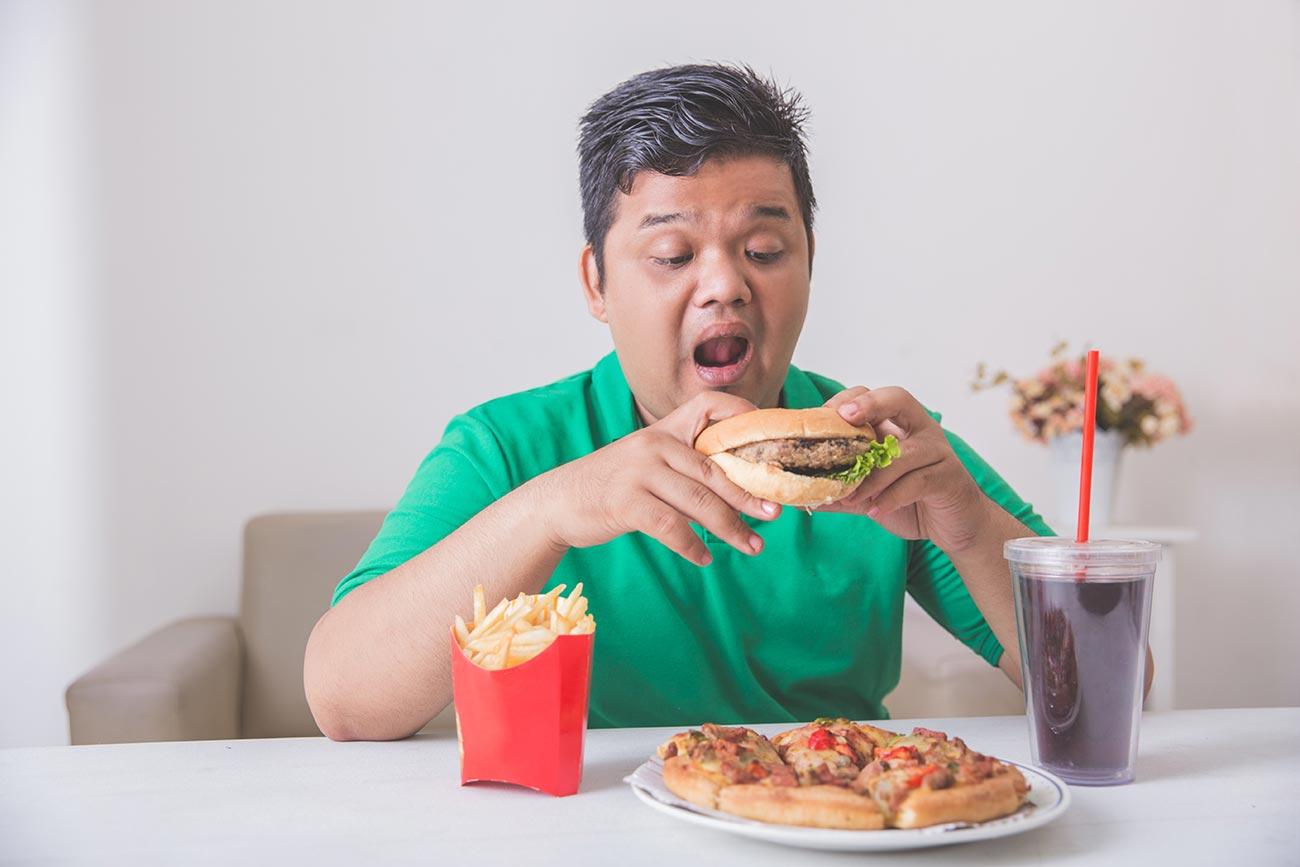 饮食习惯不好?小心痛风!