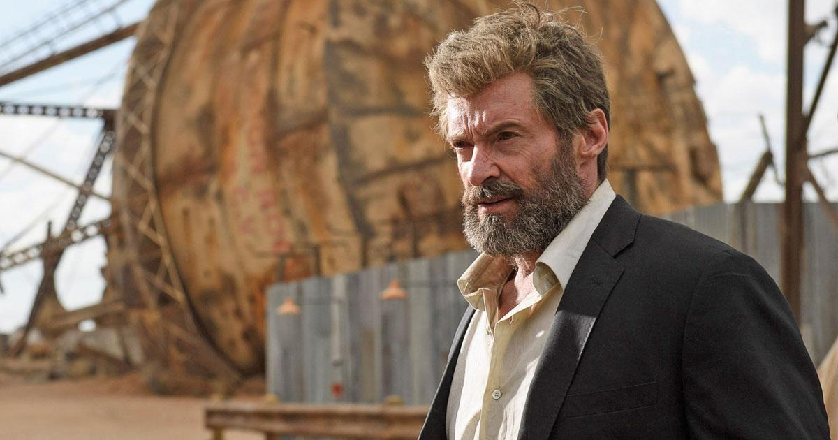 老人罗根与X-23 -電影《Logan》
